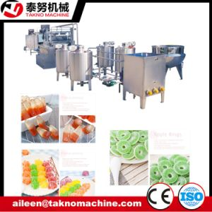 Automatic Small Gummy Candy Machine pictures & photos