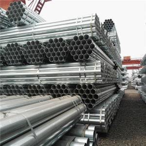 Youfa Brand BS1387 ASTM A53 Gr. B Galvanised Tube Prices pictures & photos