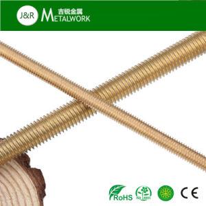 M10 M12 DIN975 Brass Thread Bar Thread Rod (DIN976) pictures & photos