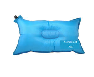 Self-Inflating Compact Cozy Camp Pillow pictures & photos