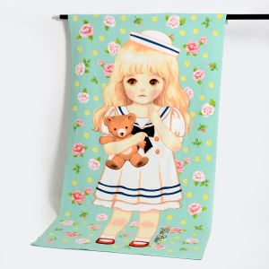 Custom Microfiber Beach Towel with Excellent Printing Effect, Cotton Beach Towel pictures & photos