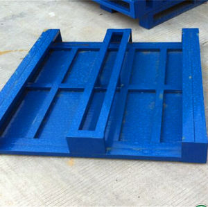 Heavy Duty Powder Painted Steel Pallet pictures & photos