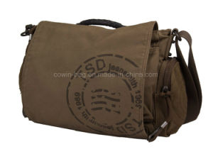 High Quality Cotton Canvas Made Messenger