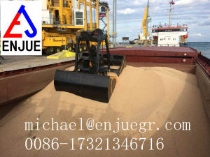 Wireless Electric Hydraulic Remote Control Grab Bucket for Bulk Cargo Material pictures & photos