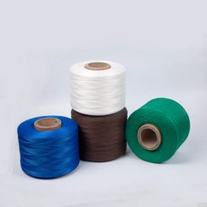 Multicolor Polyester Firm Yarn for Cable pictures & photos