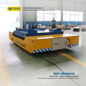 Heavy Duty Material Handling Electric Rail Car pictures & photos