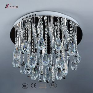 Modern Crystal LED Ceiling Light with Metal for Hall pictures & photos