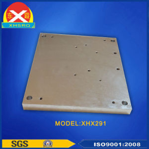 Aluminum Transformer Heat Sink for Water Cooling pictures & photos