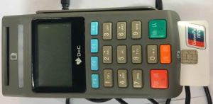 Msr, RFID, IC Chip Card Reader with Pinpad (Z90) pictures & photos