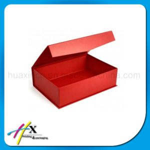 Popular Magnetic Closure Custom Paper Watch Storage Box pictures & photos