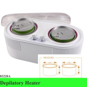 450g*2 Depilatory Heater Hair Removal Wax Warmer pictures & photos