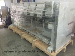 6 Head 12 Needle Commercial Embroidery Machine for Hat Embroidery Wy1206c pictures & photos
