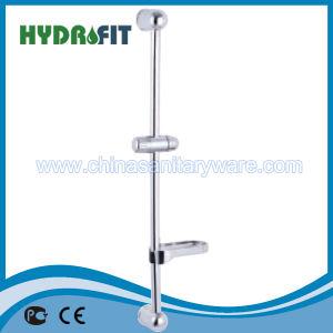 Brass Shower Sliding Bar Shower Head Slide Bar Shower Column (HY503) pictures & photos
