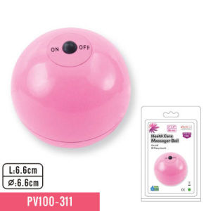 Egg Massager Vibration Sex Toy Ball 10-Function ABS Material pictures & photos