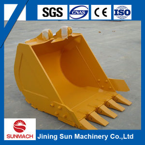 380 Foton Lovol Small Size Wheel Loader Standard Bucket pictures & photos