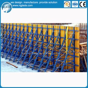 High Efficient Single Side Formwork for Construction pictures & photos
