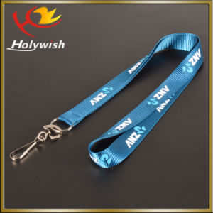 Custom Printed Dye Sublimation Lanyard for Cell Mobile Phone