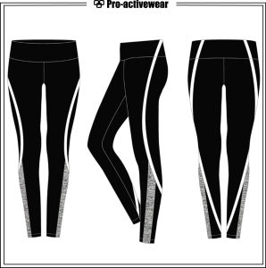 Wholesale Sportswear Pants OEM Factory Custom Seamless Yoga Leggings pictures & photos