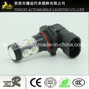 12V 50W LED Car Light High Power LED Auto Fog Lamp Headlight with H1/H3 Light Socket CREE Xbd Core pictures & photos
