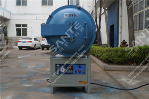 1300 Degrees Laboratory Box Vacuum Furnace for Heat Treatment pictures & photos