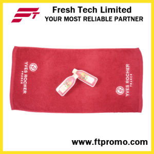 Chinese Promotional Compressed Towel with Logo Design pictures & photos