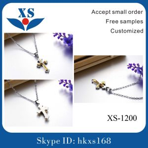 Wholesale Custom Cross Necklace Pendant pictures & photos