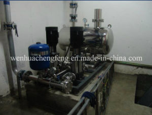 Variable Frequency Conversion Constant Pressure Water Supply System pictures & photos
