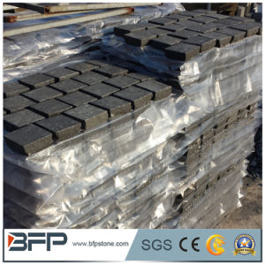 Basalt Cobble Stone Cube Stone for Walkway Paving pictures & photos