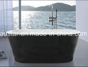 1700mm Ellipse Modern Bathtub (AT-LW116-1) pictures & photos