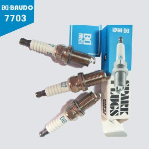 2017 Canton Fair Hot-Selling Baudo Bd-7703 Spark Plug for Engines pictures & photos