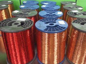 Bare Copper Clad Aluminum Wire CCA Wire pictures & photos