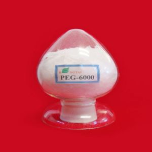 Polyethylene Glycol 6000 for Pharmaceutical Djuvant pictures & photos