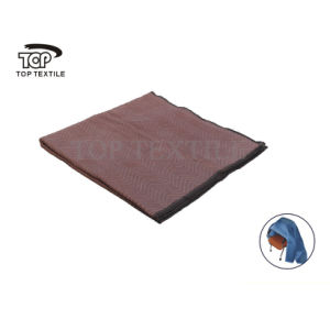 "72""*80"" Moving Blanket Moving Pad With Non-Woven pictures & photos"