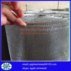 Factory Price Aluminum Window Screen pictures & photos