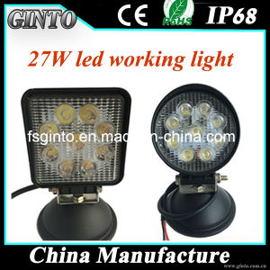 LED Work Light Truck&Car Part Fog LED ATV Ute 12V/24V 4WD Car Headlight pictures & photos
