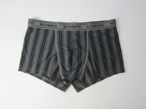 Mens Loose Soft Cotton Boxers pictures & photos
