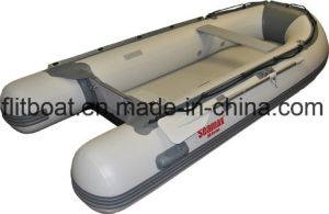 Lightweight Inflatable Boat with Aluminum Floor pictures & photos
