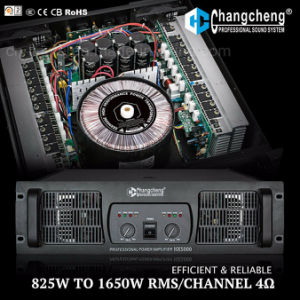 Hx Series High Quality MID Power Class H Power Amplifier pictures & photos