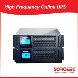 Single Phase Rack Mount High Frequency Online UPS 1-10kVA pictures & photos
