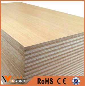 China Waterproof Chipboard Melamine Particle Board pictures & photos
