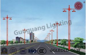 Ggledld-063 Patent Design IP65 High Quality 6m-12m LED Street Lights pictures & photos