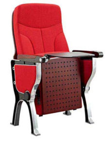 Padding University Auditorium Chair with Writing Tablet pictures & photos