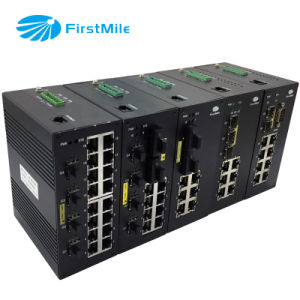 Gigabit Managed Industrial Ethernet Switch IDS 509/510 pictures & photos