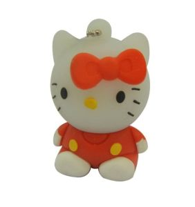 Cute PVC USB Flash Memory Customized USB Pen Drive pictures & photos