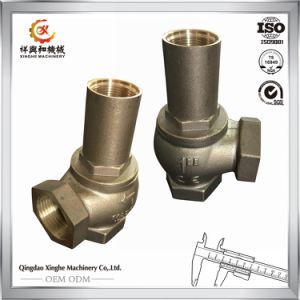 ISO Pump Part Casting Pump Parts Copper Alloy Casting pictures & photos