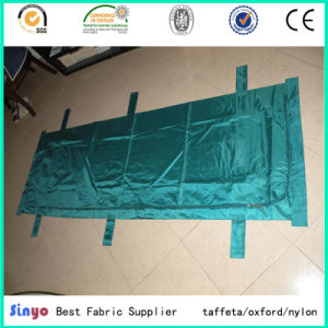 Outdoor Used Breathable 190t Taffeta Fabric for Sleeping Bags pictures & photos