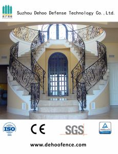 Luxury Customized Interior Decoration Stair Fence for House and Hotel pictures & photos