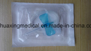 Medical Use Scalp Vein Set IV Butterfly Needle pictures & photos