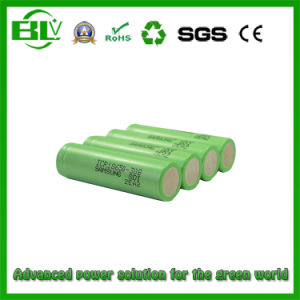 Samsung 18650 3000mAh Deep Cycle Lithium Battery for E-Bike pictures & photos