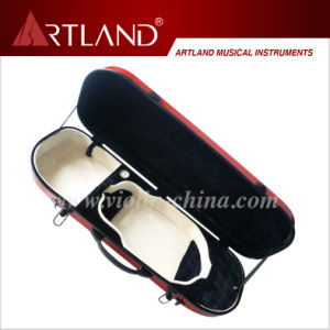 Fiberglass Violin Case (SVC209F) pictures & photos